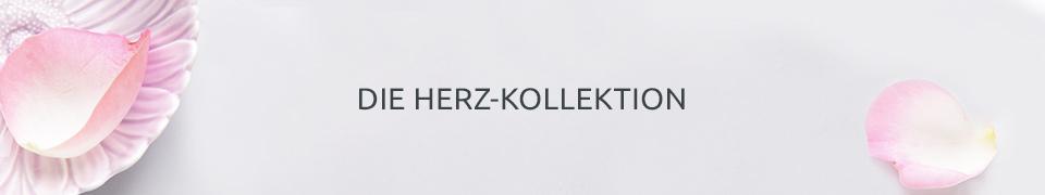 Herz Schmuck Kollektion