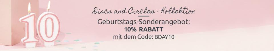 Disk & Kreis Schmuck