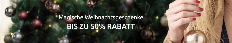 Weihnachtsgeschenke Kollektion