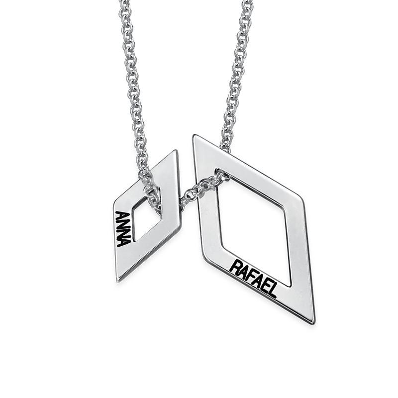 Collar Geométrico Personalizado - 1