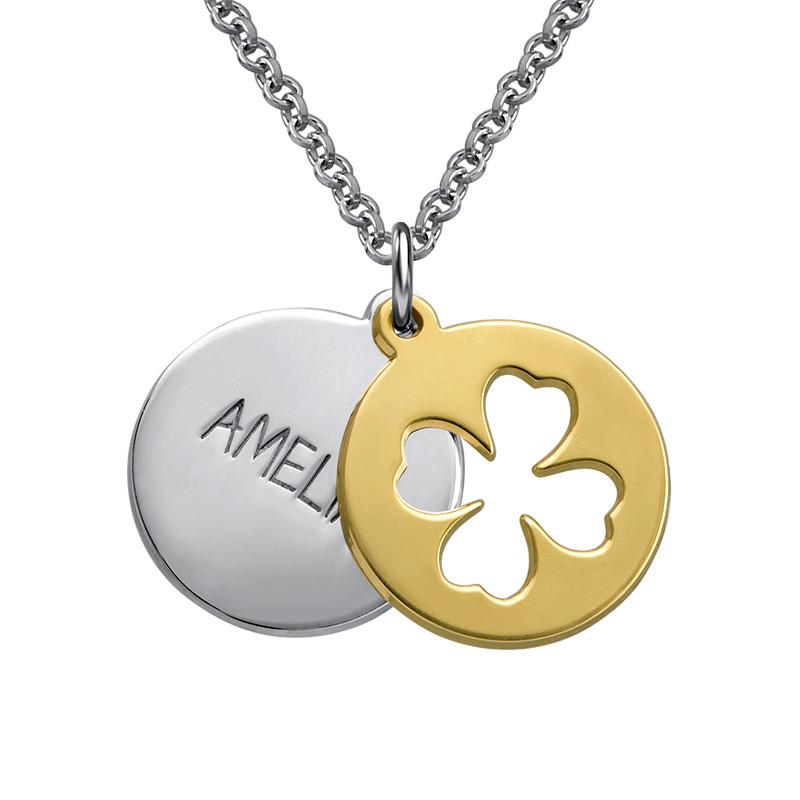 Collar de graduación Amuleto de la suerte - 2