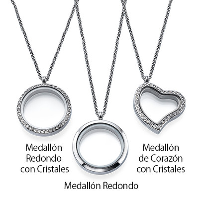Medallón Amuletos de la Suerte - 2