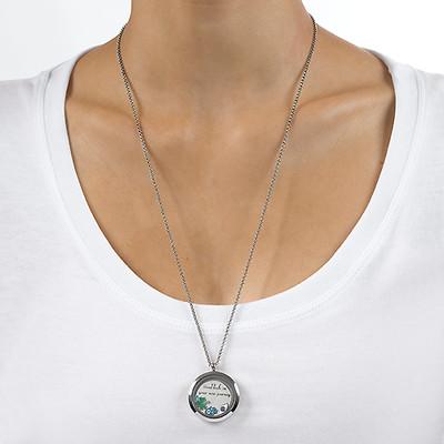Medallón Amuletos de la Suerte - 3