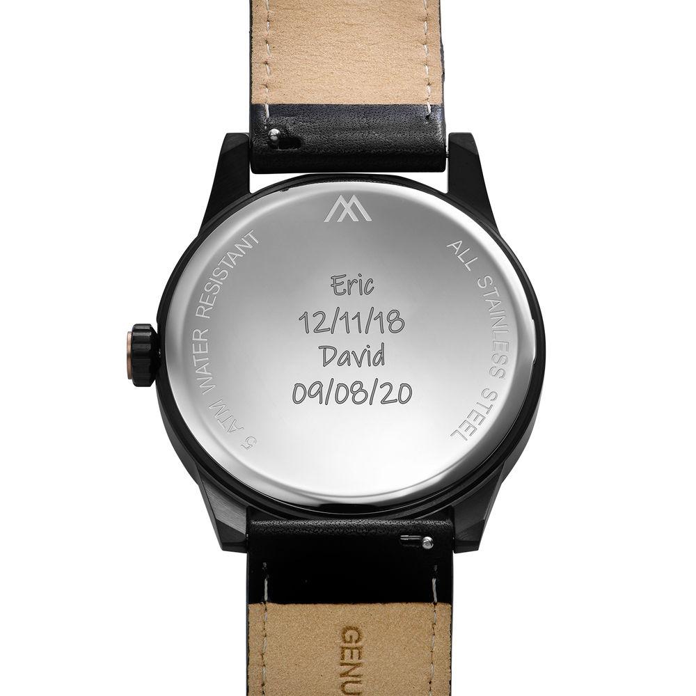 Reloj Minimalista Odysseus Day - 4