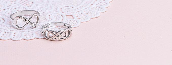El anillo infinito: joyería especial con muchos significados