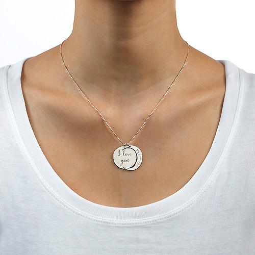 Collar Amor con Luna - 3