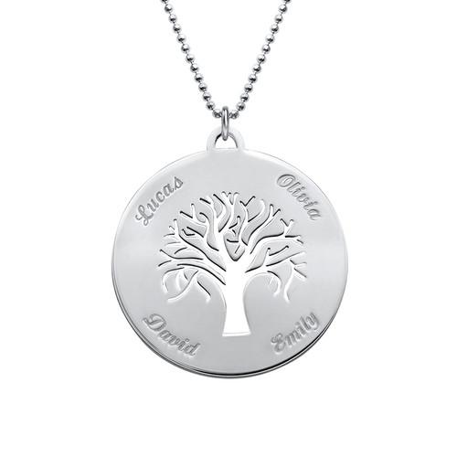 Collar calado Árbol de la Vida