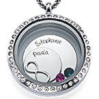 Medallón Amor Infinito