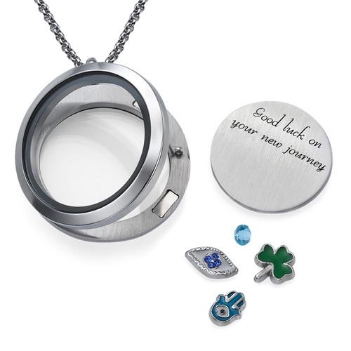 Medallón Amuletos de la Suerte - 1