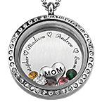 """Medallón Grabado – """"Para Mamá o Abuela"""""""