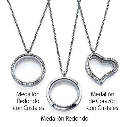 """Medallón """"I LOVE YOU"""" - 2"""