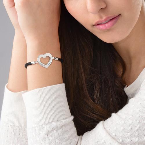 Pulsera de Corazón ajustable - 2