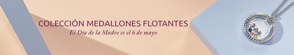 Medallón Flotante Colección
