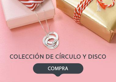 Colección de Círculo y Disco