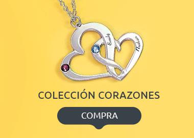 colección corazones