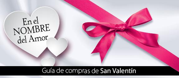 En el NOMBRE del Amor. ¡Compra ahora para San Valentín!
