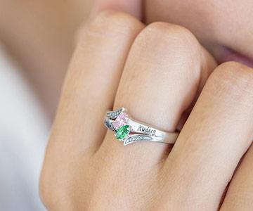 Fabricación reposo Electrizar  Las piedras están de moda: descubre las joyas con cristales Swarovski | Mi  Collar Con Nombre