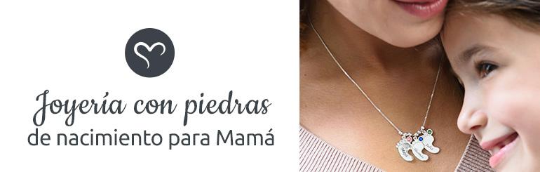 El top 7 de joyería con piedras de nacimiento para Mamá