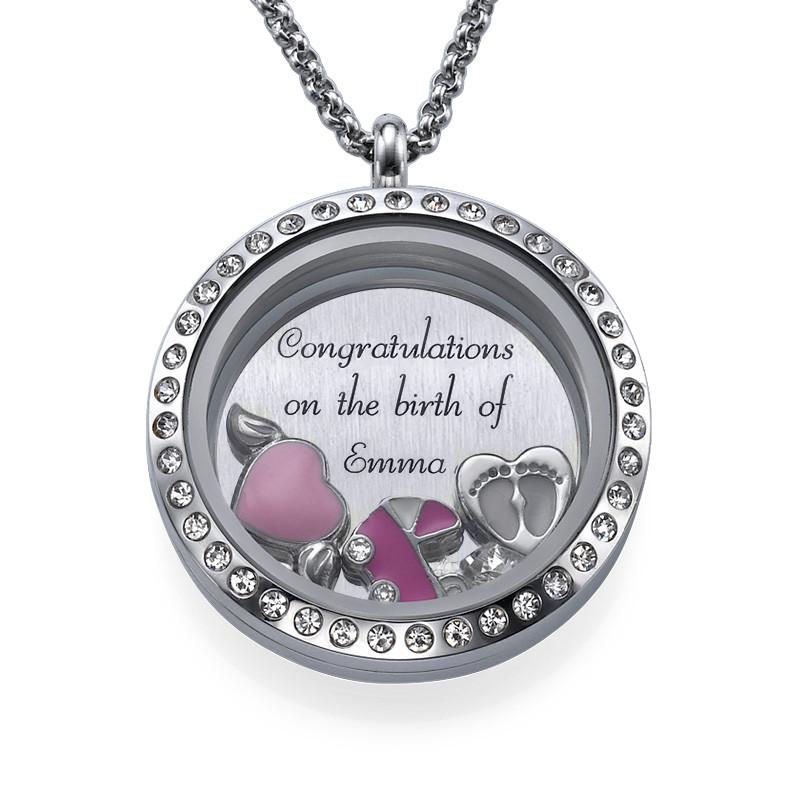 Tyttövauvalle -Medaljonki