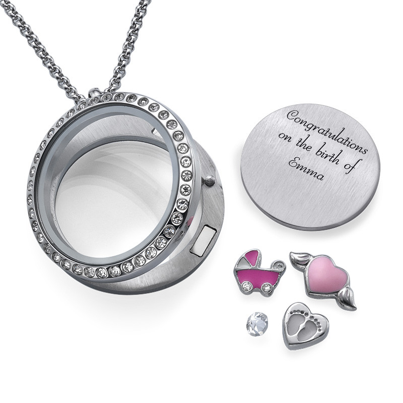 Tyttövauvalle -Medaljonki - 1