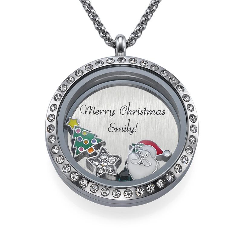 Hyvää Joulua -Medaljonki