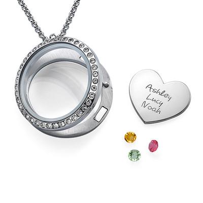 Äidin rakkaus -medaljonki - 2