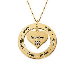 Isoäiti Kaulakoru - 10K kulta tuotekuva