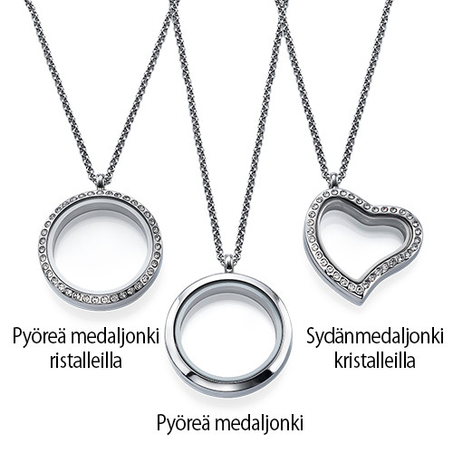 I LOVE YOU -Medaljonki - 2