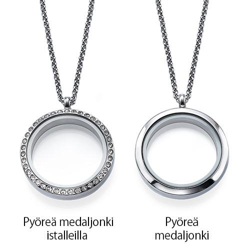 Ikuinen Rakkaus -Medaljonki - 3