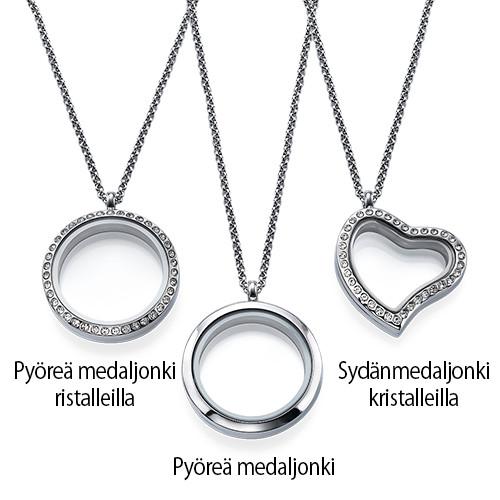 Onni -Medaljonki - 2