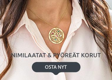 NIMILAATAT & PYÖREÄT KORUT