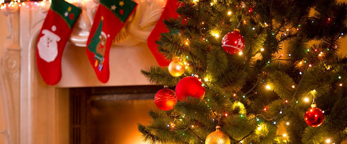 Uudista joulukoristeet