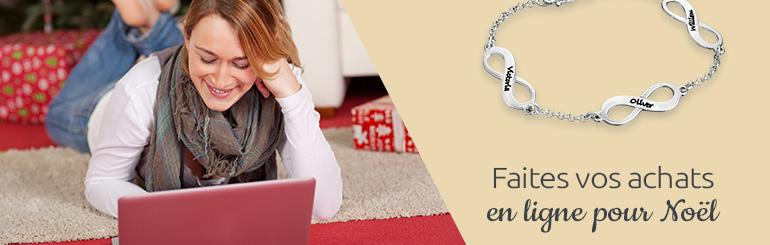 7 Raisons de faire votre Shopping en ligne pour Noël