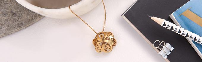 Monogram Jewellery
