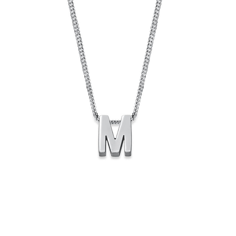 Personalised Initial Necklace - 2