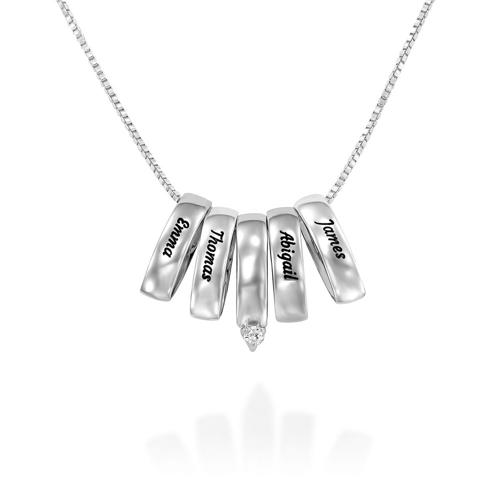 Whole Lot of Love Necklace in Sterling Silver