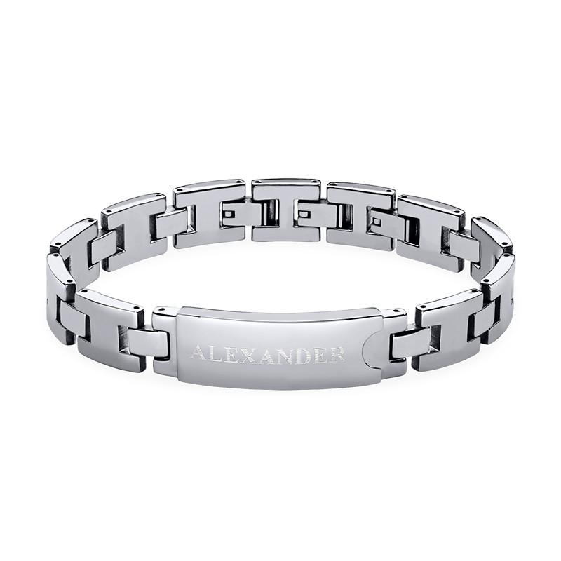 Men's Bracelet with Engraving