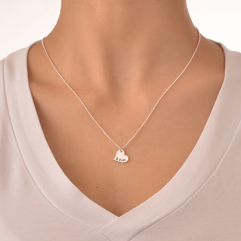 Mother Daughter Jewellery - Three Generations Necklace - 4