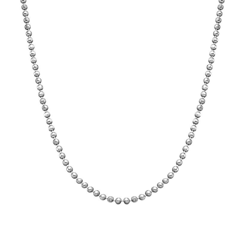 Bead Chain - Silver