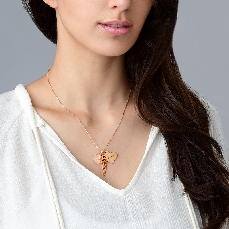 Box Chain - Rose Gold Plated - 2
