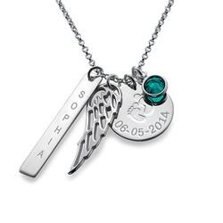 Personalised Mum Charm Necklace product photo
