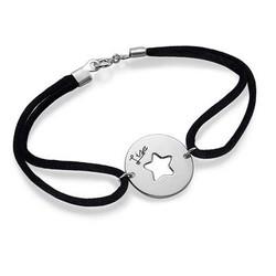 Cut Out Star Bracelet product photo
