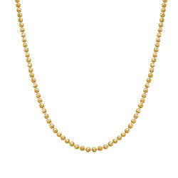 Bead Chain - Gold Plated product photo