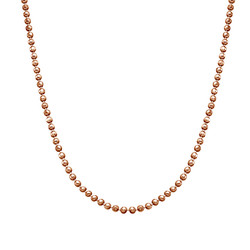 Bead Chain - Rose Gold Plated product photo