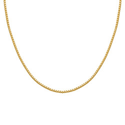 Box Chain - Gold Plated product photo