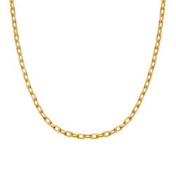 Cable Chain - Gold Plated product photo