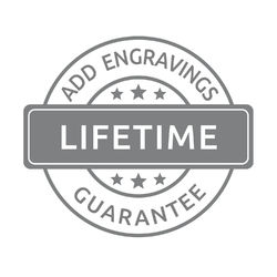 Add on Engravings Warranty Pack - add more engravings in the future product photo