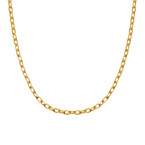 Cable Chain - Gold Plated