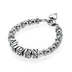 Classic Sterling Silver Baby Bracelet