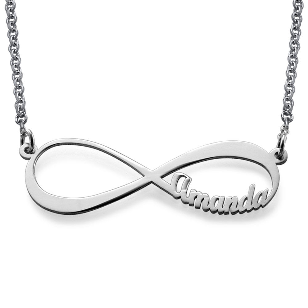 Infinity Name Necklace - 1